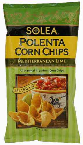 Chips de polenta