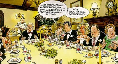 Ah noel en famille sacr blogueur for Repas entre copains