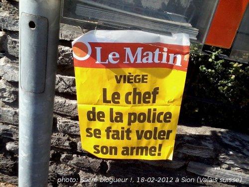POULET DÉPLUMÉ dans ca fait toujours rire Sion-Valais-suisse-18-02-20122