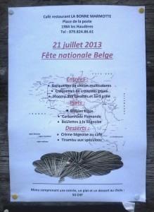 Fêtes Nationâââles helvético-belges dans C'est mieux ailleurs fete-nationale-belge-en-suisse-219x300