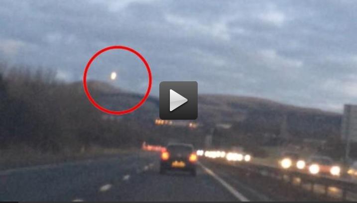 UFO OVNI Ecosse